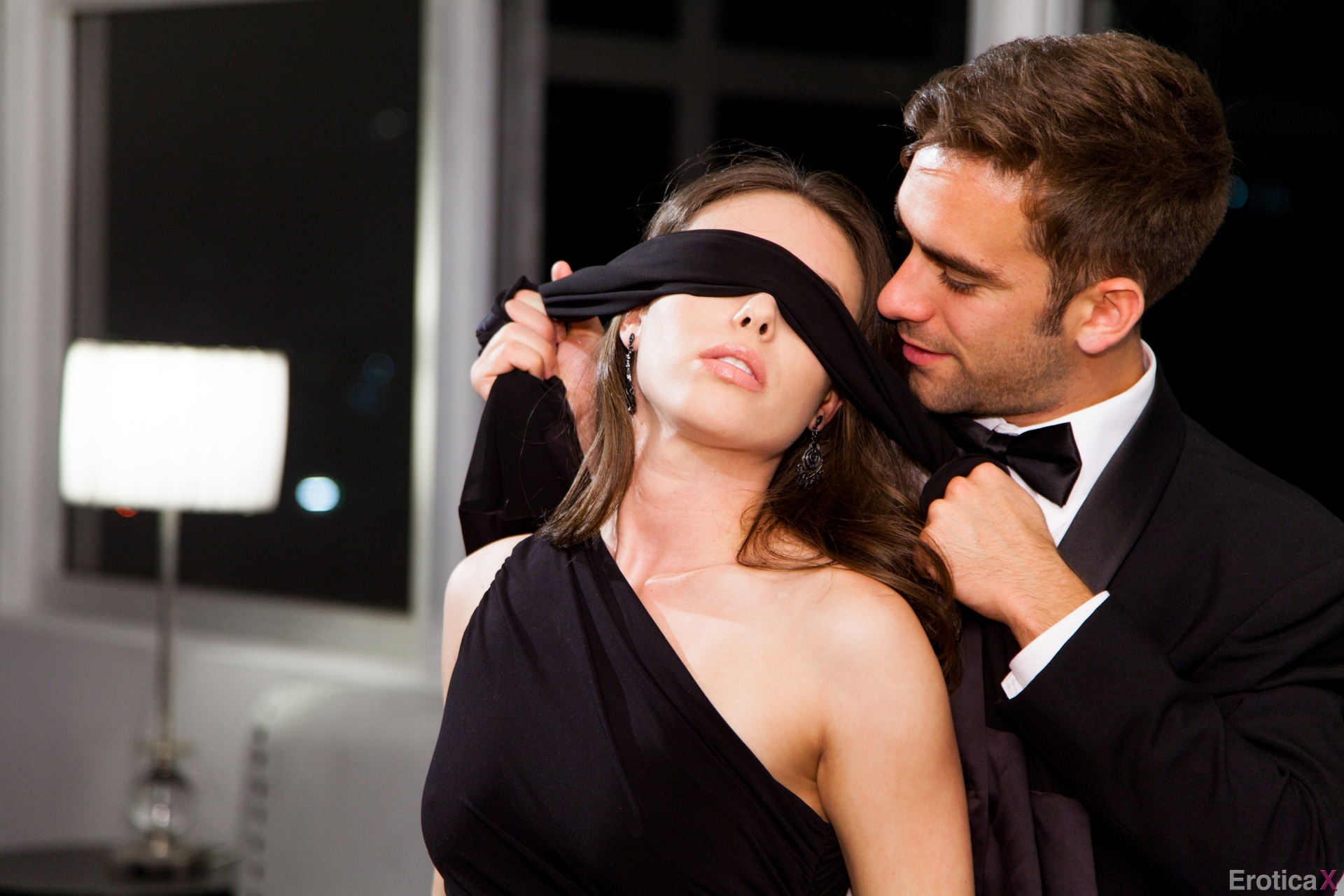 Erotica X Logan Pierce Casey Calvert In The Night Is Ours